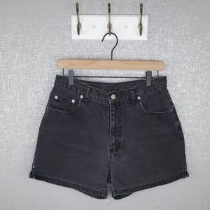 Vintage Bill Blass highwaisted shorts